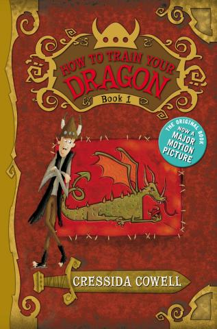 Cressida Cowell is the author of the How to Train Your Dragon series. (Deseret Photo)