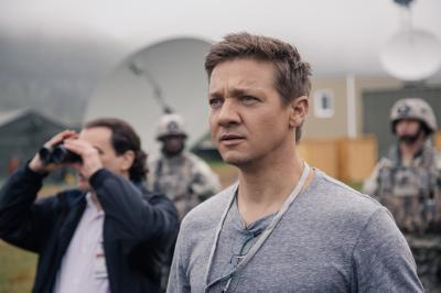 """Jeremy Renner is Ian Donnelly in """"Arrival."""" (Deseret Photo)"""