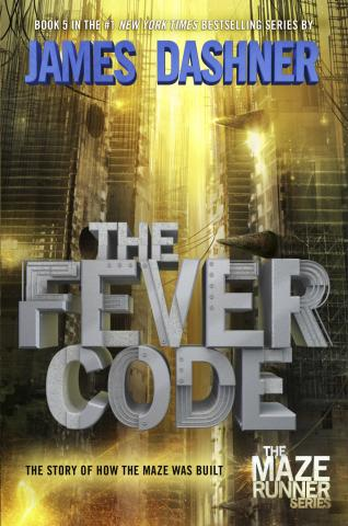 """""""The Fever Code"""" is by James Dashner. (Deseret Photo)"""
