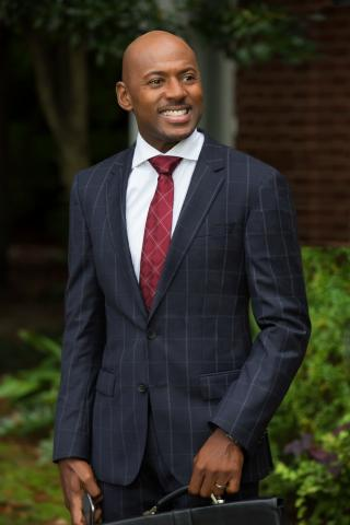 """Romany Malco stars as Christian in """"Almost Christmas."""" (Deseret Photo)"""