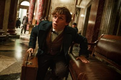 "Eddie Redmayne as Newt Scamander in Warner Bros. Pictures' fantasy adventure ""Fantastic Beasts and Where to Find Them,"" a Warner Bros. Pictures release. (Deseret Photo)"