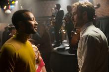 "Keith (John Legend, left) and Sebastian (Ryan Gosling) in ""La La Land."" (Deseret Photo)"