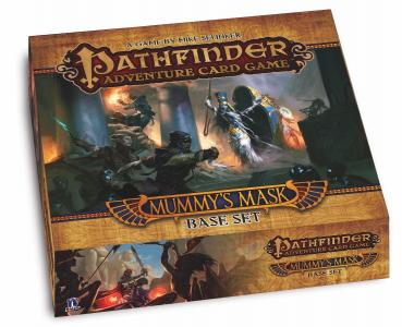 The Pathfinder Adventure Card Game: Mummy's Mask Base Set contains more than 500 cards and has a Egyptian theme based on tomb exploration and treasure hunting. This is the fourth version of the Pathfinder Adventure Card Game. (Deseret Photo)