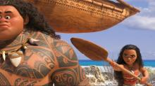 IMAGES: 'Moana's' cultural celebration is a high-water mark for 2016 big-screen animation