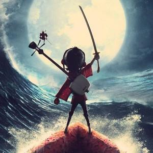 "One of many stunning images in the stop-motion animated charmer ""Kubo and the Two Strings,"" now on DVD and Blu-ray. (Deseret Photo)"