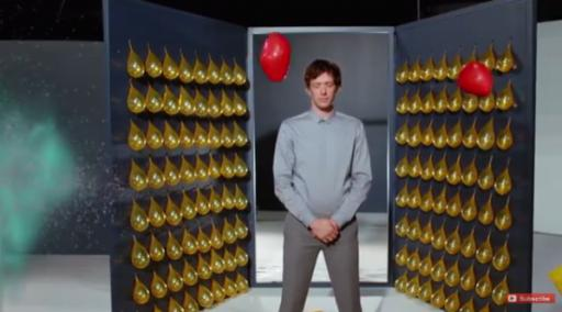 The band OK Go makes some really amazing music videos, but this one may be their best yet. (Deseret Photo)