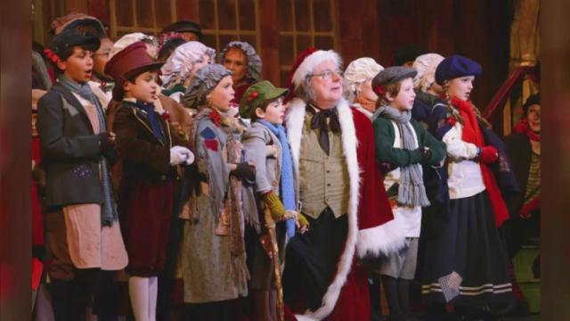 Ira David Wood opens 42nd year of 'A Christmas Carol'