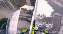 IMAGE: Have You Seen This? Balancing a bike 650 feet in the air