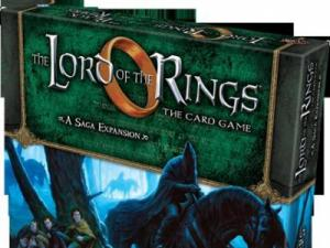 Step into the beloved fantasy world of J.R.R. Tolkien, journey out of Bag End, and avoid the fearsome Nazgûl as you accompany Frodo on a desperate journey while the fate of all Middle-earth hangs in the balance! The Black Riders Saga Expansion for The Lord of the Rings card game introduces three new scenarios that allow you and your friends to directly relive Frodo's travels and challenges from the early chapters of The Fellowship of the Ring. Meanwhile, five hero cards and 33 player cards (three copies each of 11 individual cards) offer players a wealth of deck-building options for strategies built around Hobbits. New Boon and Burden cards ensure your actions have consequences, while a new Easy Mode allows you to tailor the game to your individual play style and skill level. (Deseret Photo)
