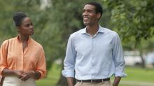"""Tika Sumpter and Parker Sawyers play Michelle Robinson and Barack Obama on their first date in 1989 in """"Southside with You,"""" now on Blu-ray and DVD. (Deseret Photo)"""