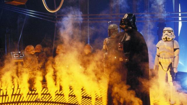 Star Wars: Episode V - The Empire Strikes Back (1980) (Deseret Photo)