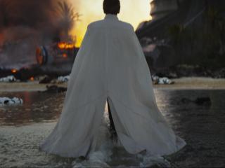 Rogue One: A Star Wars Story  (Ben Mendelsohn)  Ph: Film Frame  (c)Lucasfilm LFL (Deseret Photo)