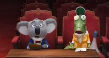 IMAGES: Animated 'Sing' believes more is more, when less would have been better