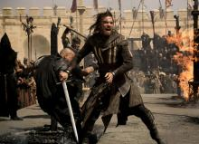 """Through a revolutionary technology that unlocks his genetic memories, Callum Lynch (Michael Fassbender) experiences the adventures of his ancestor, Aguilar, in 15th century Spain in """"Assassin's Creed."""" (Deseret Photo)"""