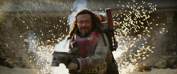 """Jiang Wen plays Baze Malbus in """"Rogue One: A Star Wars Story."""" (Deseret Photo)"""