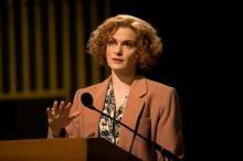 "Rachel Weisz stars as real-life Holocaust historian Deborah E. Lipstadt in the 2016 film ""Denial,"" one of the year's best movies. (Deseret Photo)"