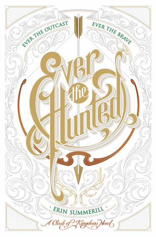 """Ever the Hunted"" by Erin Summerill (Deseret Photo)"