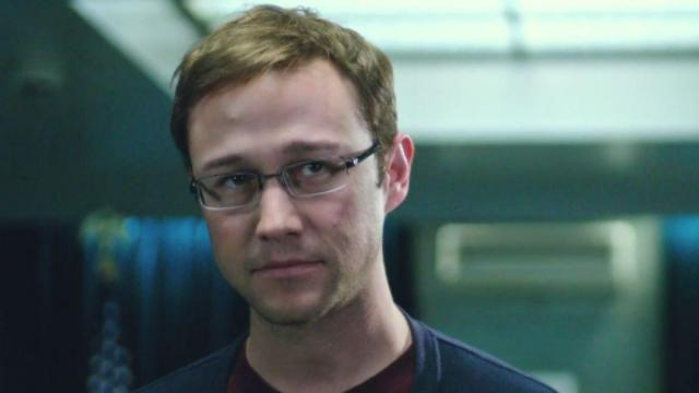 "Joseph Gordon-Levitt stars as Edward Snowden in Oliver Stone's ""Snowden,"" now on Blu-ray and DVD. (Deseret Photo)"