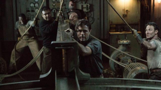 "Casey Affleck and Josh Stewart in ""The Finest Hours"" (2016) (Deseret Photo)"