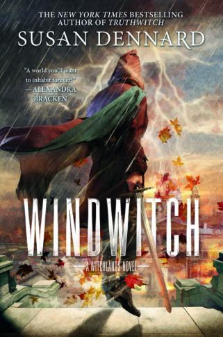 """Windwitch"" is by Susan Dennard. (Deseret Photo)"