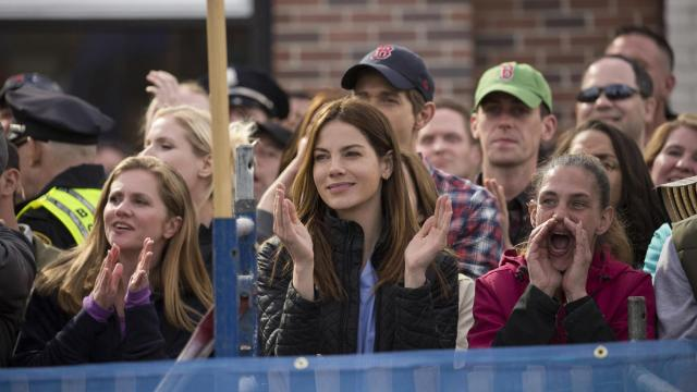 "Michelle Monaghan, center, in ""Patriots Day."" (Deseret Photo)"