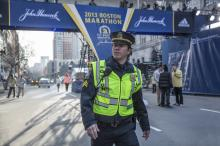 "Mark Wahlberg in ""Patriots Day."" (Deseret Photo)"