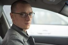 "James McAvoy as the personality of Dennis in ""Split."" (Deseret Photo)"