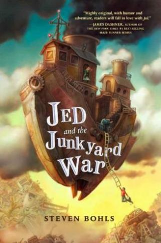 """Jed and the Junkyard War"" was written by Steven Bohls. (Deseret Photo)"