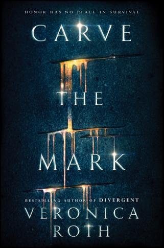 """Carve the Mark"" is by Veronica Roth. (Deseret Photo)"
