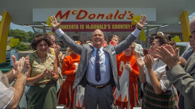 "Michael Keaton stars in ""The Founder."" (Deseret Photo)"