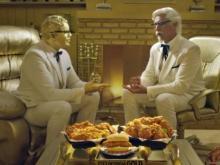 KFC: Colonel vs. Colonel