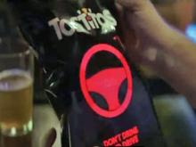 "Tostitos: ""Party Safe Bag"" ad"