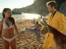 "Yellow Tail Wine: ""Ellie Gonsalves & Kangaroo"" ads"