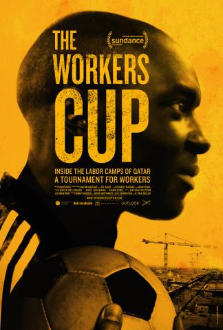 "Poster image of ""The Workers Cup"" by Adam Sobel. (Deseret Photo)"