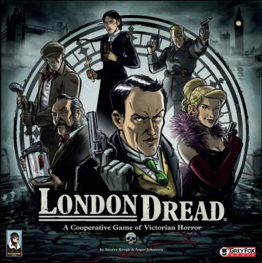 London Dread is a co-operative game set in Victorian England. Players take on the role of investigators trying to uncover plots on the way to confronting a story specific finale. (Deseret Photo)