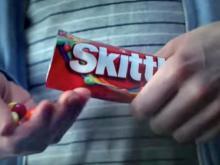 "Skittles: ""Romance"" ads"
