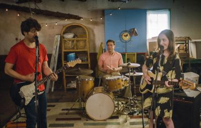 "Adam Pally, Fred Armisen and Zoe Lister-Jones appear in ""Band Aid"" by Zoe Lister-Jones. (Deseret Photo)"
