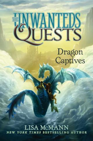 """Dragon Captives"" is by Lisa McMann. (Deseret Photo)"