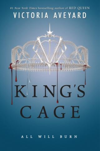 """King's Cage"" is written by Victoria Aveyard. (Deseret Photo)"