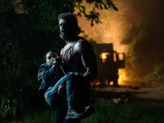 "Hugh Jackman stars as Logan/Wolverine and Dafne Keen as Laura in ""Logan,"" which is set to release on March 3. (Deseret Photo)"