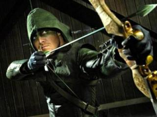 "Stephen Amell is DC Comics' Green Arrow in the CW TV series ""Arrow."" (Deseret Photo)"