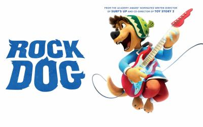 "The animated film ""Rock Dog"" is currently in theaters. (Deseret Photo)"