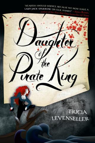 """""""Daughter of the Pirate King"""" is by Tricia Levenseller. (Deseret Photo)"""