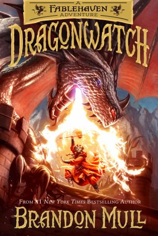 """Dragonwatch"" is the first in a series that's a sequel to the Fablehaven series by Brandon Mull. (Deseret Photo)"