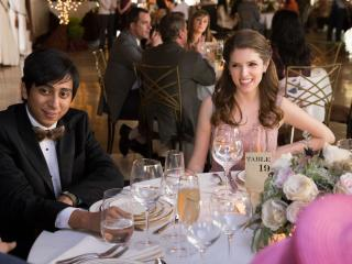 "Tony Revolori as Renzo and Anna Kendrick as Eloise in ""Table 19."" (Deseret Photo)"