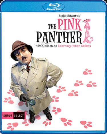 "Shout Select, the Tiffany arm of the Shout! Factory video label, has announced the Blu-ray debut of the original ""Pink Panther""/Inspector Clouseau movies (1964-82) in a box set, ""The Pink Panther Film Collection Starring Peter Sellers,"" to be released June 27. (Deseret Photo)"
