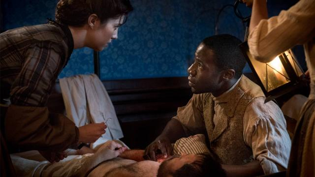 "True stories of the Civil War provide storylines for ""Mercy Street,"" a PBS series now on Blu-ray and DVD. (Deseret Photo)"