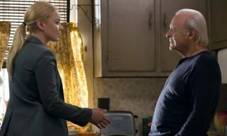 """Abbie Cornish is an FBI agent and Anthony Hopkins is a psychic helping her on a case in the movie """"Solace,"""" which is now on Blu-ray and DVD. (Deseret Photo)"""