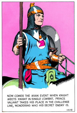 """Prince Valiant in the Days of King Arthur"" was created by Hal Foster and celebrated its 80th anniversary in February. (Deseret Photo)"