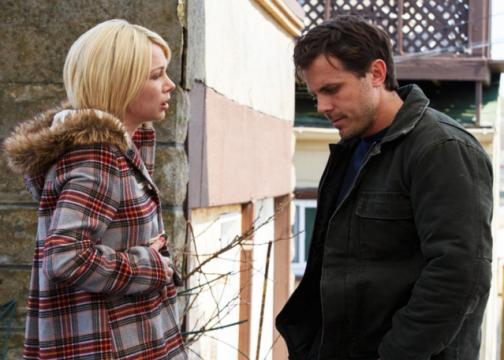 "Michelle Williams and Casey Affleck are nominated for acting Oscars for their roles in ""Manchester By the Sea,"" which is on DVD and Blu-ray this week. (Deseret Photo)"